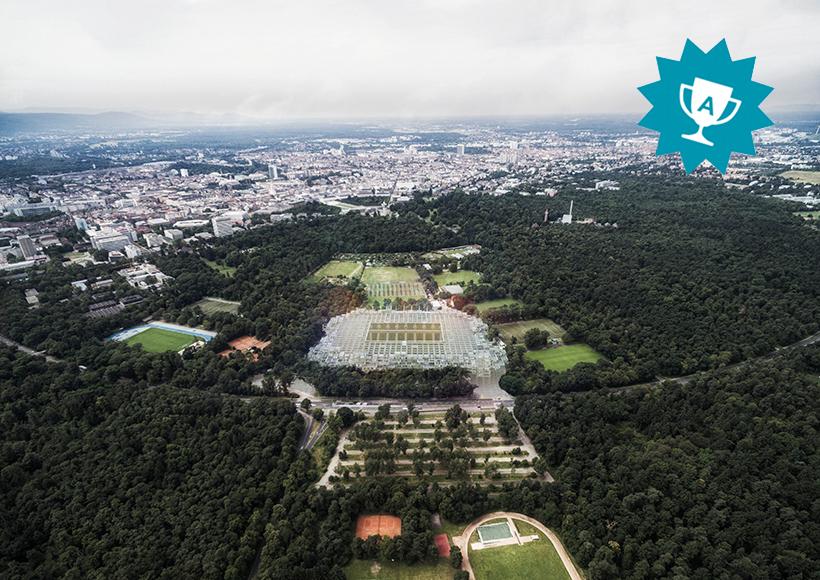 Architektenpreis Baunetz Campus Masters