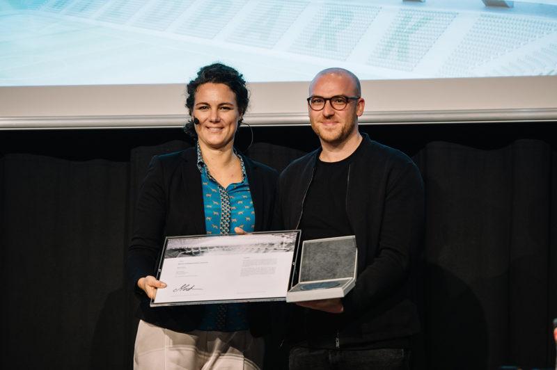 Förderpreis des deutschen Stahlbaues 2018 – Preisverleihung