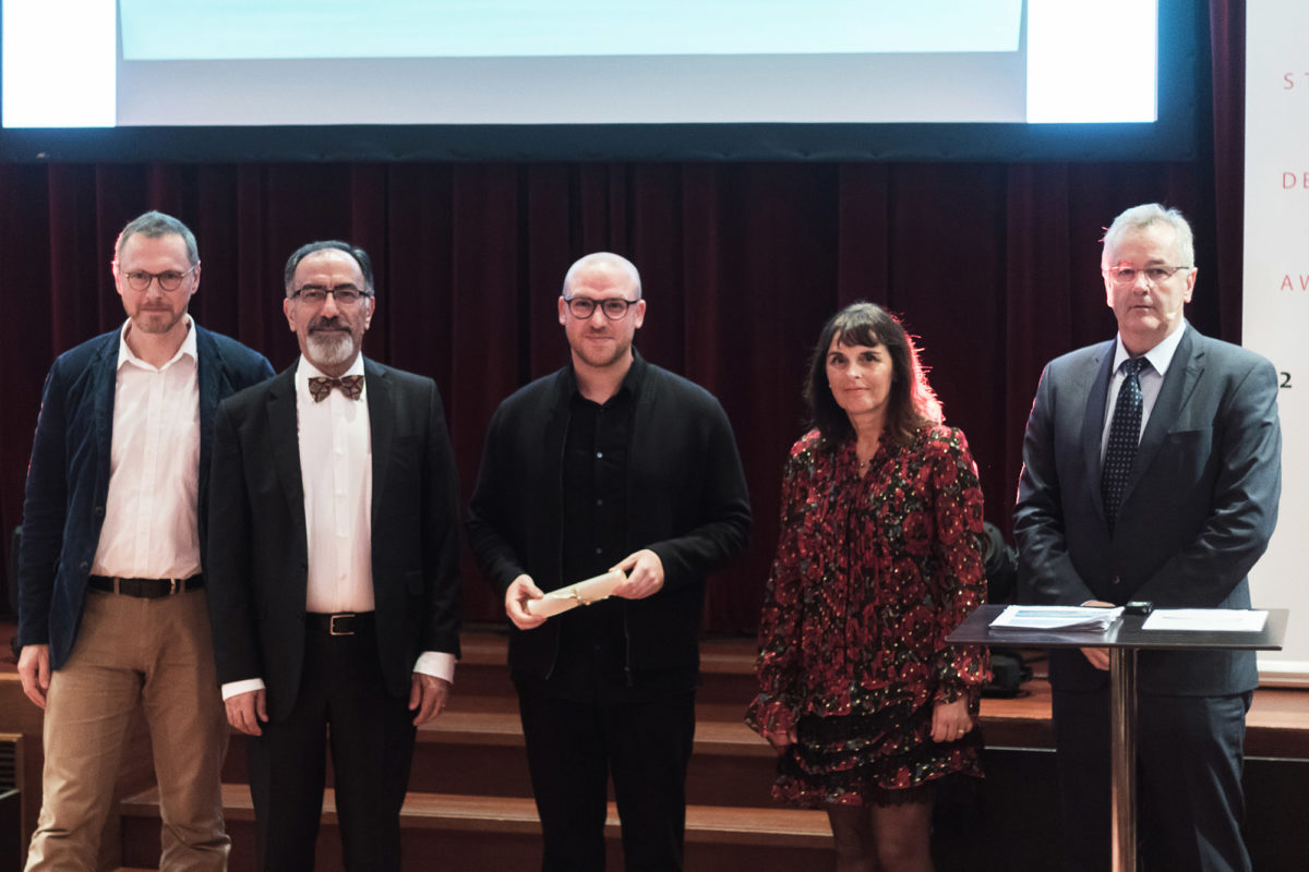 European Steel Design Award 2019
